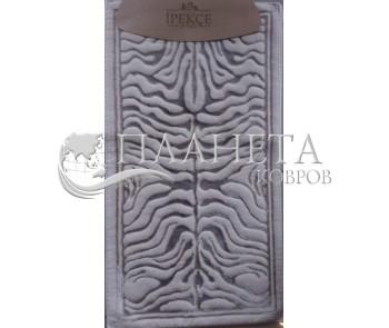 Коврик для ванной Ipekce 1785 3962 zebra ivory - высокое качество по лучшей цене в Украине