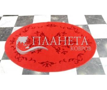 Коврик для ванной Ipekce 2 red - высокое качество по лучшей цене в Украине