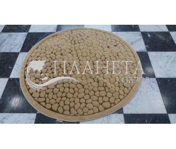Коврик для ванной Ipekce 5 brown - высокое качество по лучшей цене в Украине