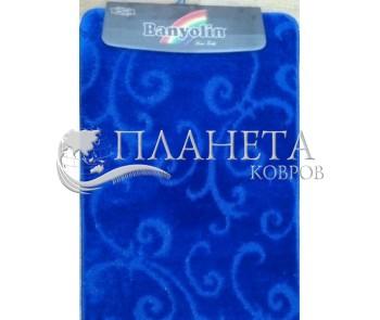 Коврик для ванной Silver CLT 14 Sax Blue - высокое качество по лучшей цене в Украине