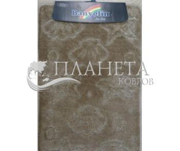 Коврик для ванной Silver CLT 30 Brown - высокое качество по лучшей цене в Украине