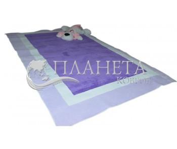 Детский ковер Egeberk EG 10 , VIOLET - высокое качество по лучшей цене в Украине