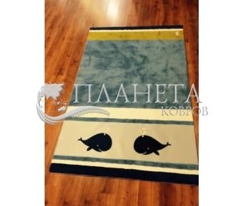 Детский ковер Egeberk EG 26 , BLUE - высокое качество по лучшей цене в Украине