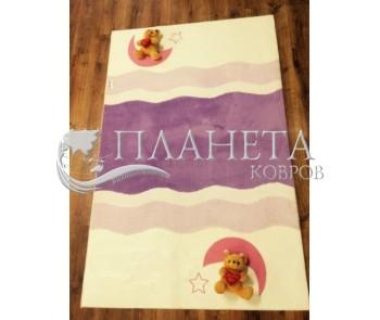 Детский ковер Egeberk EG 28 , VIOLET-WHITE - высокое качество по лучшей цене в Украине