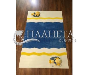 Детский ковер Egeberk EG 2 , BLUE - высокое качество по лучшей цене в Украине