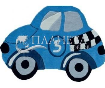 Детский ковер Fairy Tale (Фэри Тейл) 431 blue - высокое качество по лучшей цене в Украине