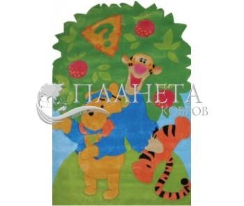 Детский ковер World Disney WD 504 - высокое качество по лучшей цене в Украине
