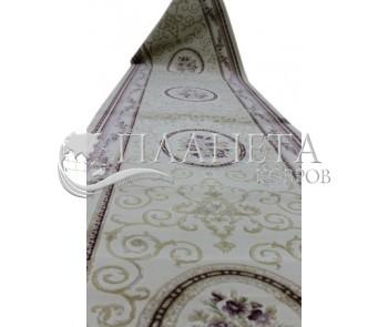 Акриловая ковровая дорожка Veranda 602 , CREAM - высокое качество по лучшей цене в Украине