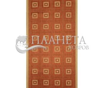 Безворсовая ковровая дорожка Sisal 012 terra-cream - высокое качество по лучшей цене в Украине