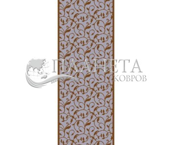 Безворсовая ковровая дорожка Flat sz1110/10 Рулон - высокое качество по лучшей цене в Украине