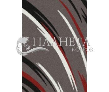 Высоковорсная ковровая дорожка First Shaggy 1198 , GREY - высокое качество по лучшей цене в Украине