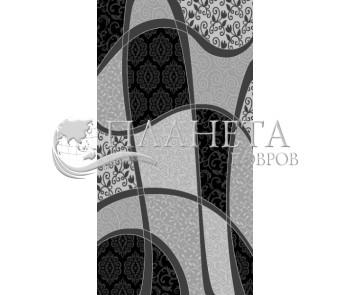 Синтетическая ковровая дорожка Agora 8040 , GREY - высокое качество по лучшей цене в Украине