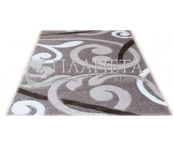 Синтетическая ковровая дорожка Berra 1477 , DARK VIZON - высокое качество по лучшей цене в Украине