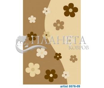 Синтетическая ковровая дорожка California 0076-09 artist - высокое качество по лучшей цене в Украине