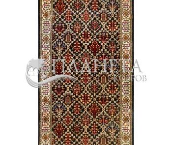 Синтетическая ковровая дорожка Tamir Navy-Blue Рулон - высокое качество по лучшей цене в Украине