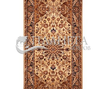 Синтетическая ковровая дорожка Topaz Beige Рулон - высокое качество по лучшей цене в Украине