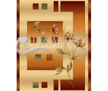 Синтетическая ковровая дорожка Imperial 3838 cream-dark terra - высокое качество по лучшей цене в Украине