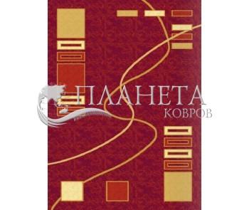 Синтетическая ковровая дорожка Selena 1189 , RED - высокое качество по лучшей цене в Украине