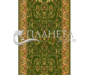Синтетическая ковровая дорожка Selena 8036 , GREEN - высокое качество по лучшей цене в Украине
