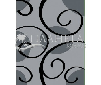 Синтетическая ковровая дорожка Soprano 12277 , GREY - высокое качество по лучшей цене в Украине