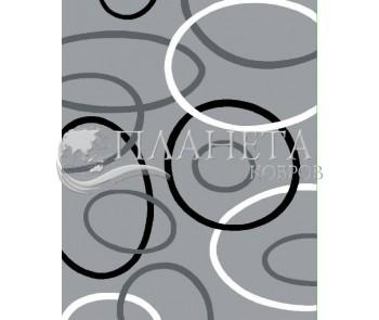 Синтетическая ковровая дорожка Soprano 12279 , GREY - высокое качество по лучшей цене в Украине