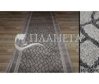 Синтетическая ковровая дорожка Tibet 0510 khv - высокое качество по лучшей цене в Украине