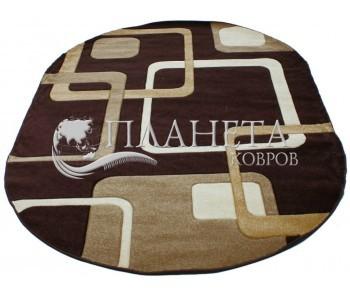 Синтетическая ковровая дорожка Tuna New 5280A camel - высокое качество по лучшей цене в Украине