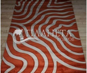 Синтетическая ковровая дорожка Tuna New 5788A orange - высокое качество по лучшей цене в Украине