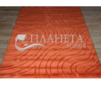 Синтетическая ковровая дорожка Tuna New 5288B orange - высокое качество по лучшей цене в Украине