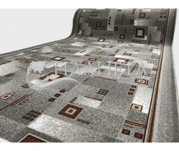 Синтетическая ковровая дорожка Принт Гермес 26/90 - высокое качество по лучшей цене в Украине