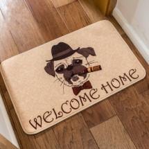 Придверный коврик - секрет чистоты в доме