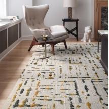 Какие ковры сейчас в моде для зала?