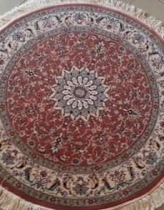 Іранський килим SHAH ABBASI COLLECTION (X-042/1440 PINK) - высокое качество по лучшей цене в Украине.