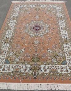 Іранський килим SHAH ABBASI COLLECTION (Y-009/8040 PINK) - высокое качество по лучшей цене в Украине.
