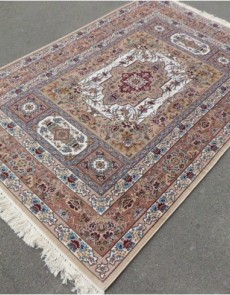 Іранський килим Silky Collection (D-001/1003 cream) - высокое качество по лучшей цене в Украине.