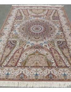 Іранський килим Silky Collection (D-002/1010 beige) - высокое качество по лучшей цене в Украине.
