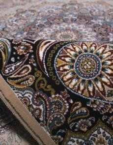 Персидский ковер Kashan 612-BE Beije - высокое качество по лучшей цене в Украине.