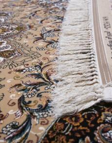 Персидский ковер Kashan 619-BE Beije - высокое качество по лучшей цене в Украине.