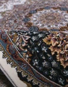 Персидский ковер Kashan 619-C cream - высокое качество по лучшей цене в Украине.