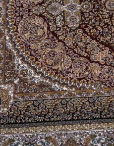 Персидский ковер Kashan 772-R red - высокое качество по лучшей цене в Украине.