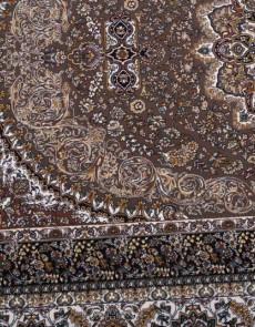 Персидский ковер Kashan 772-W walnut - высокое качество по лучшей цене в Украине.