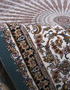 Персидский ковер Kashan 773-LBL blue - высокое качество по лучшей цене в Украине.