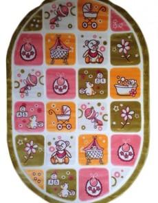 Детский ковер Artemis 6 , GREEN - высокое качество по лучшей цене в Украине.