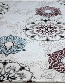 Акриловий килим Black Rose 1620A ekru-murdum - высокое качество по лучшей цене в Украине.