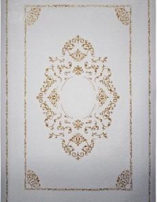 Акриловый ковер Erciyes 0080 ivory-gold - высокое качество по лучшей цене в Украине.