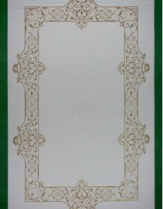 Акриловый ковер Erciyes 0092 ivory-gold - высокое качество по лучшей цене в Украине.