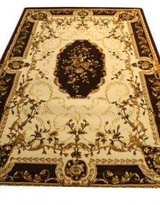 Акриловый ковер Exclusive 0364 BROWN - высокое качество по лучшей цене в Украине.