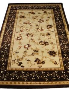 Акриловый ковер Exclusive 0383 brown - высокое качество по лучшей цене в Украине.