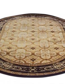 Акриловый ковер Exclusive 0386 brown - высокое качество по лучшей цене в Украине.