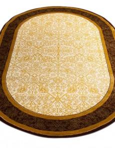 Акриловый ковер Exclusive 0394 brown - высокое качество по лучшей цене в Украине.